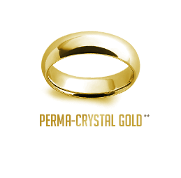 Perma-Crystal Gold